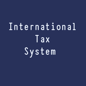Bases of International Tax System