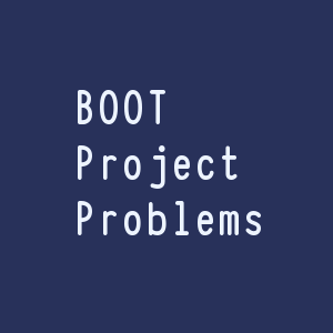 BOOT Projects