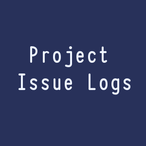 Project Issue Logs
