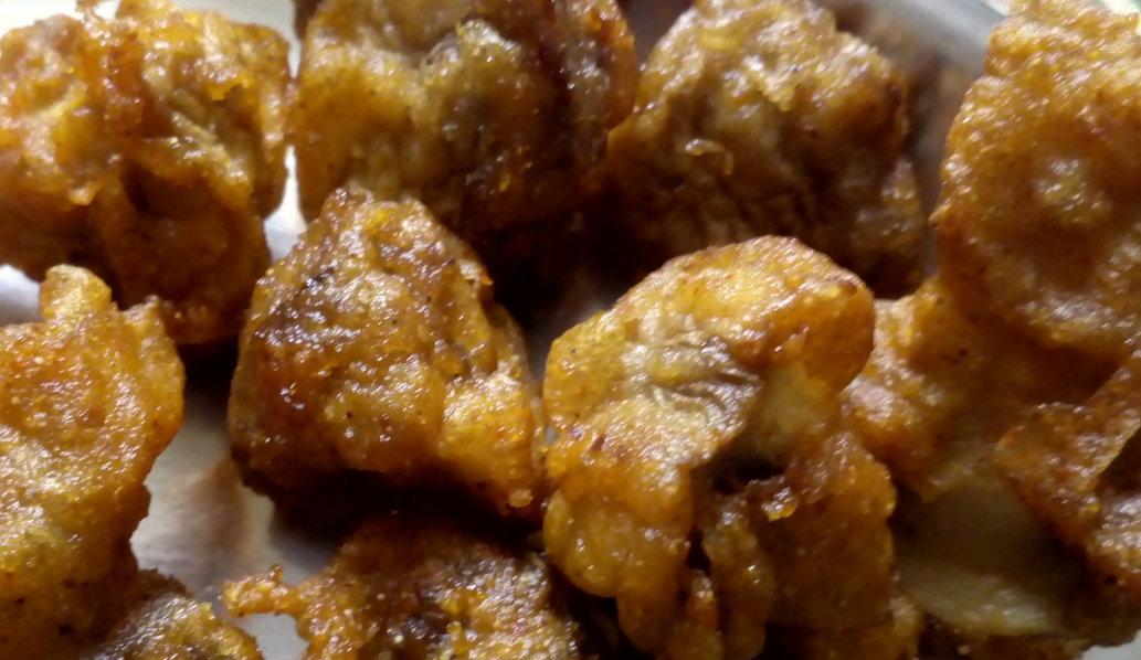 Hapima Fried Mashroom