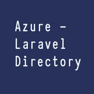 Laravel Directory setup in Azure
