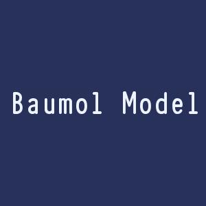 Baumol Model