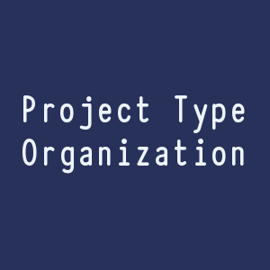 Project Type Organization