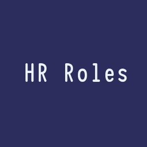 HR executives role